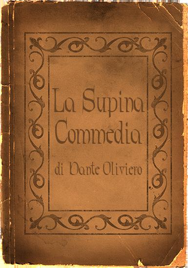 Copertina Supina Commedia